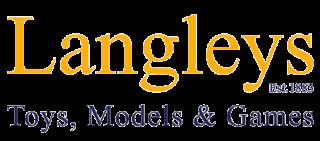 Langleys Toys, Models & Games